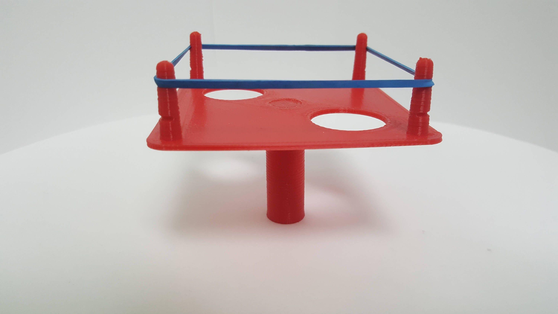 Thumb War Ring / 3D Printed #TomThumb #ThumbWrestle #ProWrestling #ThumbWar #ThumbWrestler #ThumbWrestling #wrestling #thumb