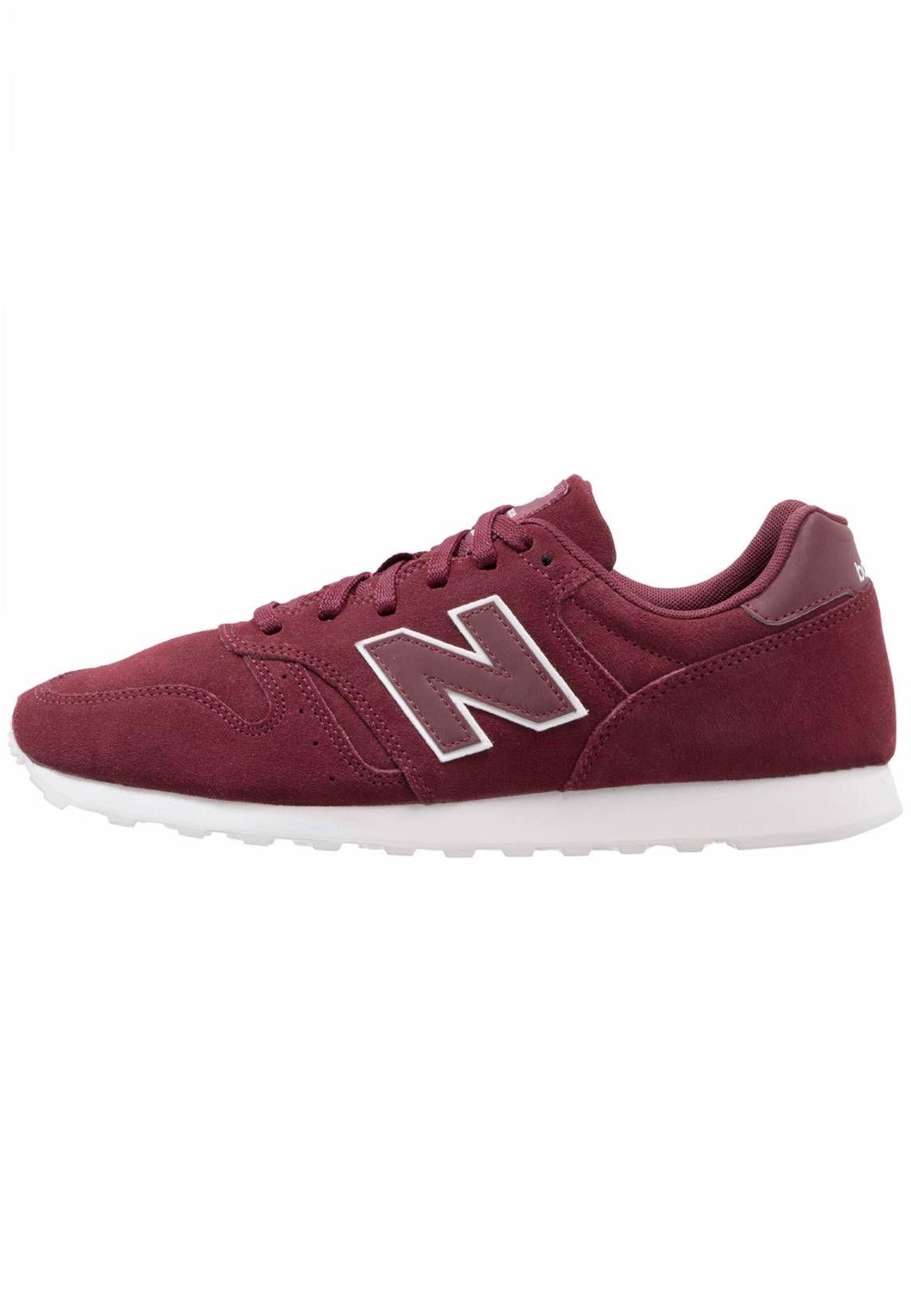 New Balance. ML373 - Zapatillas - burgundy. Suela:fibra ...