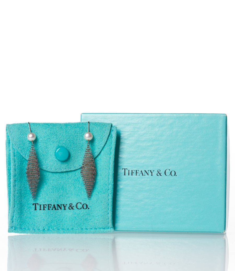 TIFFANY & CO. EARRINGS @SHOP-HERS