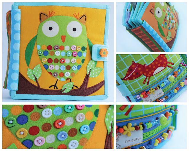 Handmade by mom: Книжка № РАЗ!!!))))) Или заключительный этап в Сов...