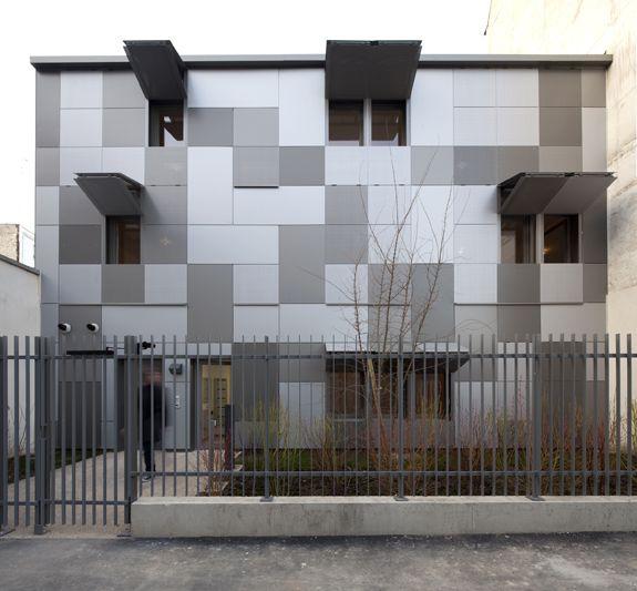 RMDM Architectes - 10 logements - Paris