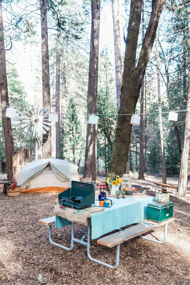 A Brand-New Gorgeous Glampground: Inn Town Campground #campingpictures