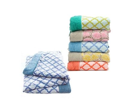 Roberta Freymann Assorted Beach Towels Modern Beach