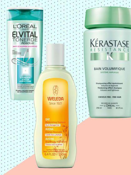 shampoo ohne silikone dm