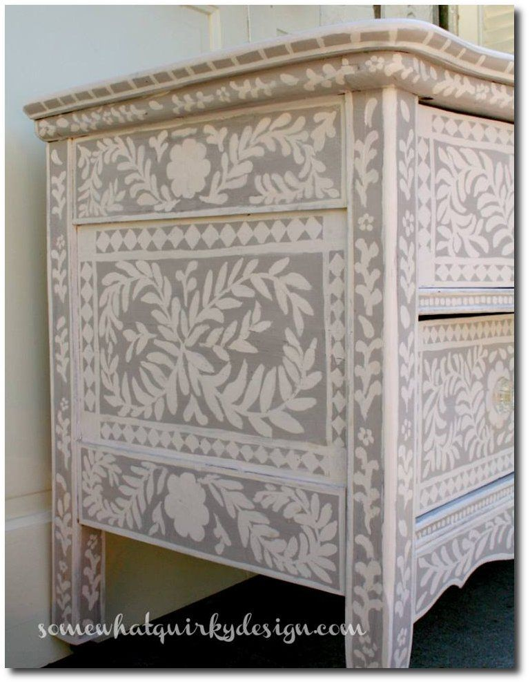 chicago bone dresser nadeau product inlay