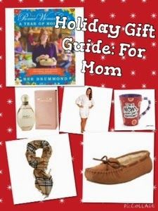Sincerely, Syd: Holiday Gift Guide: For Mom