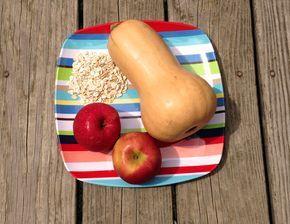 Butternut Squash, Apples and Oatmeal recipe