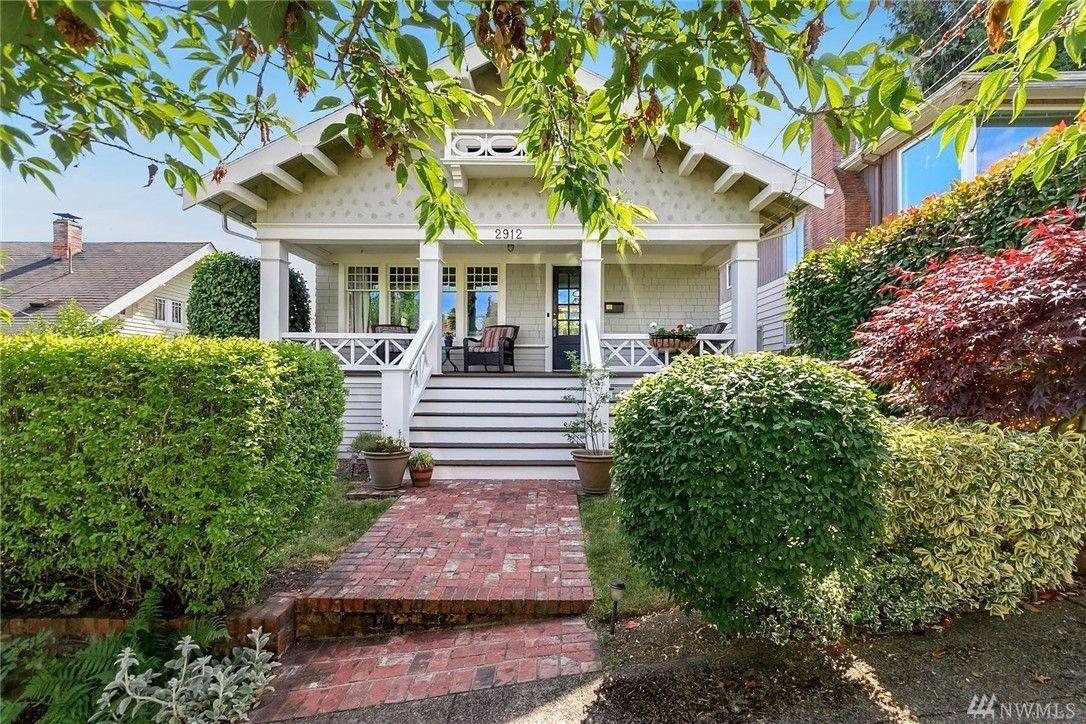 N Seattle Home Seattle Homes Seattle Homes For Sale Outdoor