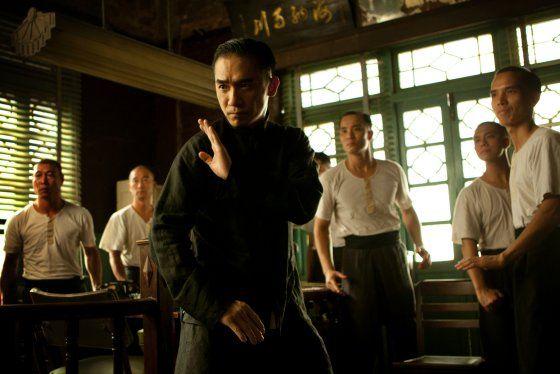 Movie Review: Wong Kar-wai's The Grandmaster -- Vulture