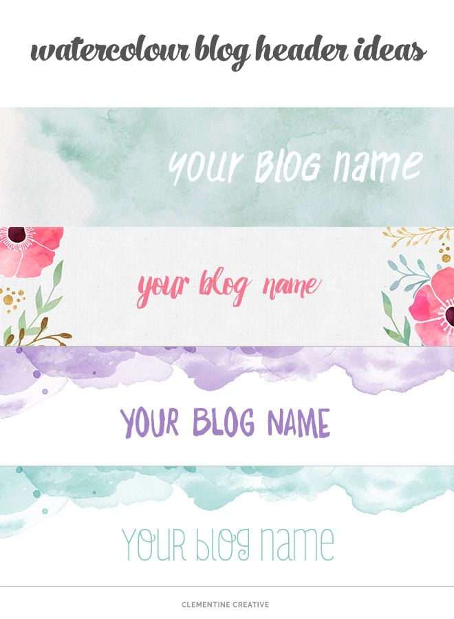 free creative blog headers to download header With free blogger header templates