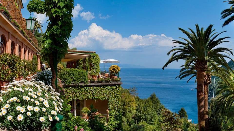 Hotel Splendido, Portofino, Provincia de Génova,Italia  -  Splendido Hotel, Portofino, Genoa Province, Italy