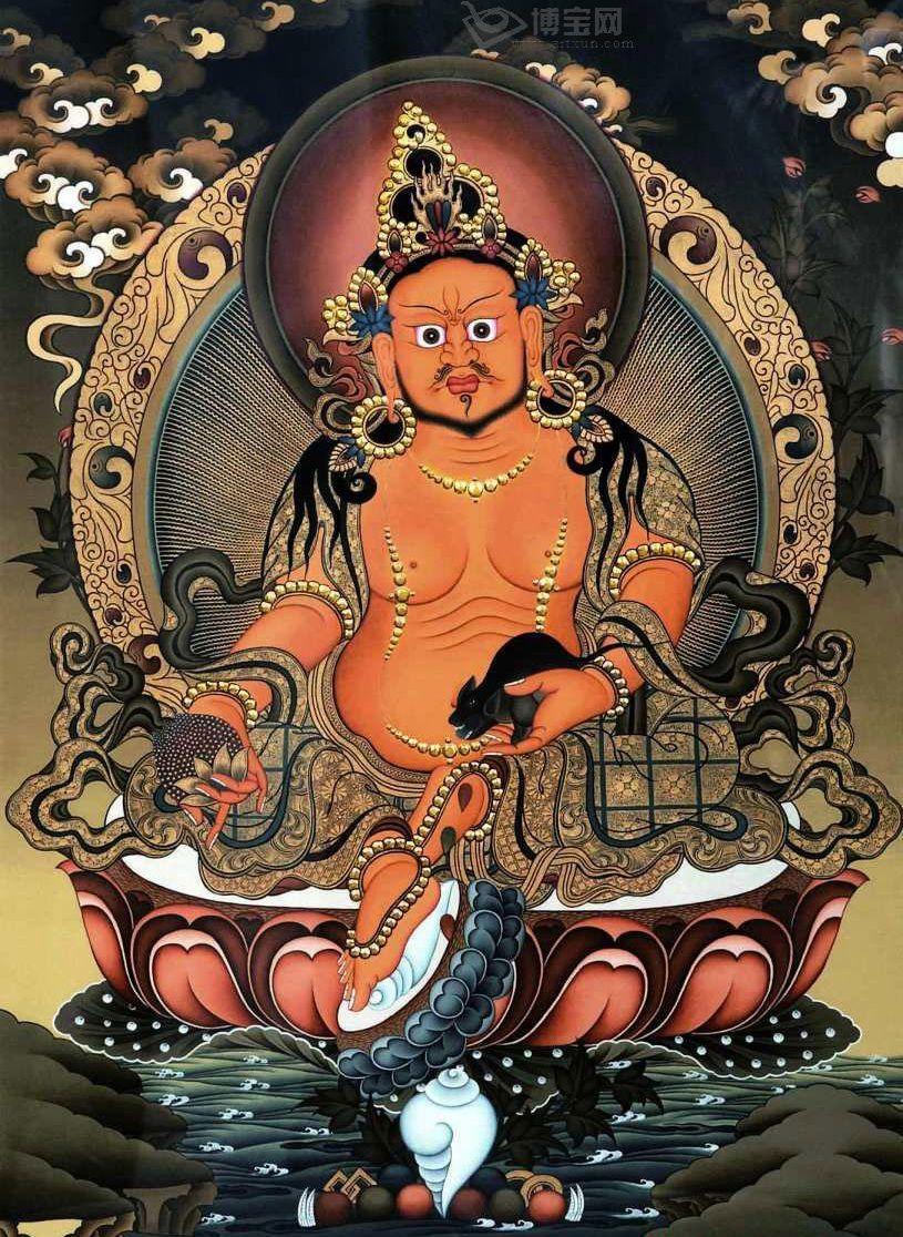 160 Money God ideas in 2021 | thangka, buddhist art, buddhism