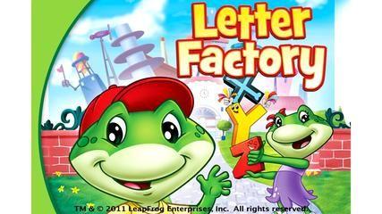 Leapfrog Letter Factory Phonics Video
