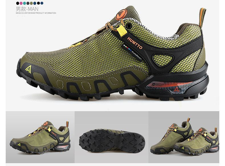 New hiking shoes men outdoor sports in 2020 | Shoes, Sport