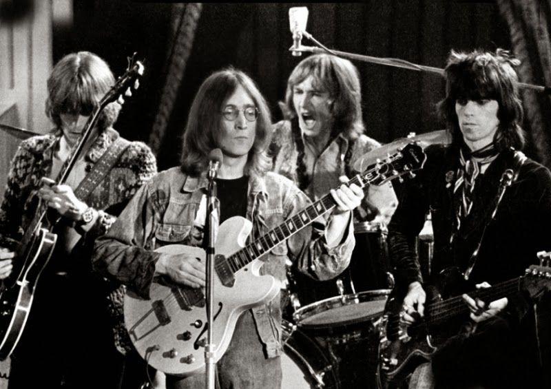 Fotos historicas del rock 77