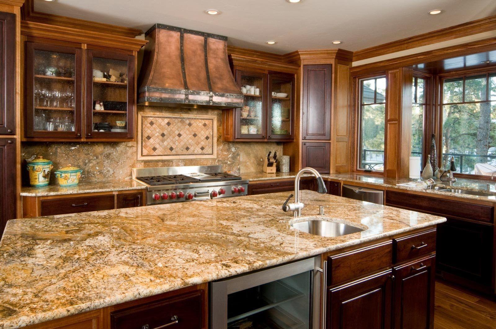 Best Granite Countertop Significant Versus Quartz Kitchen 400 x 300