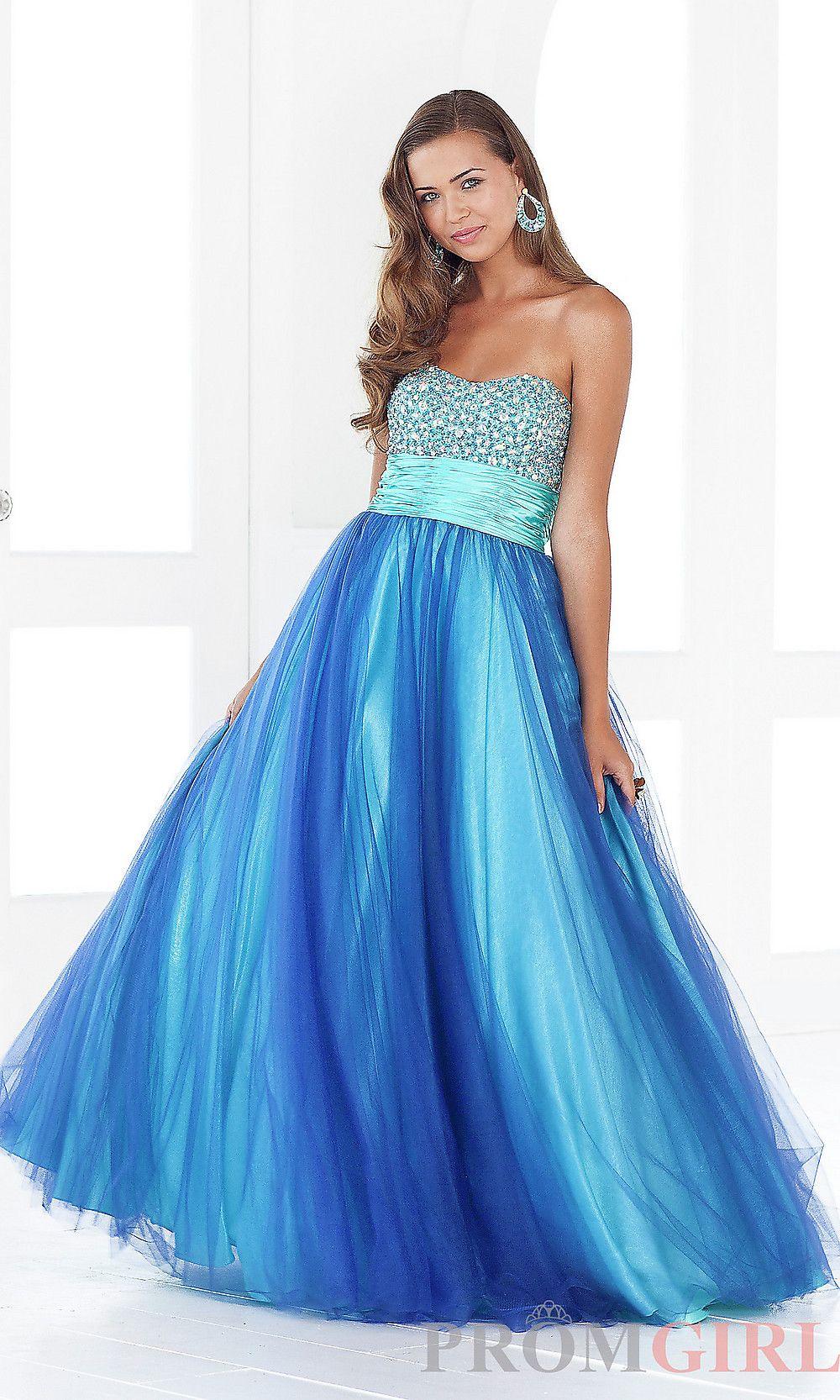 Blush promgirl dresses pinterest ball gowns