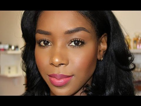 Maquillaje NATURAL de DÍA Maquillaje para Piel OSCURA, MORENA - maquillaje natural de dia