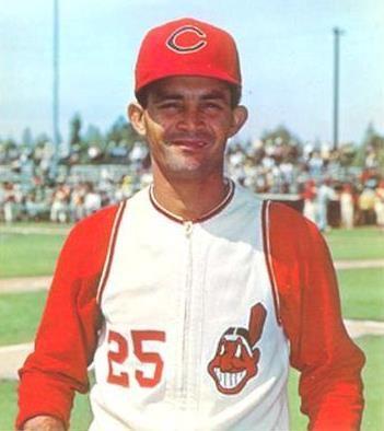 8- Víctor Davalillo Nacido el 31 de julio de 1936. Comenzó su carrera como lanzador, en esta posición debutó en las menores hasta que en 1962 tuvo una oportunidad como bateador y se tituló campeón bate de la Liga Internacional.  En 1963 se convirtió en el octavo venezolano en las Grandes Ligas, con el equipo de Cleveland, ese año fue candidato a novato del año.