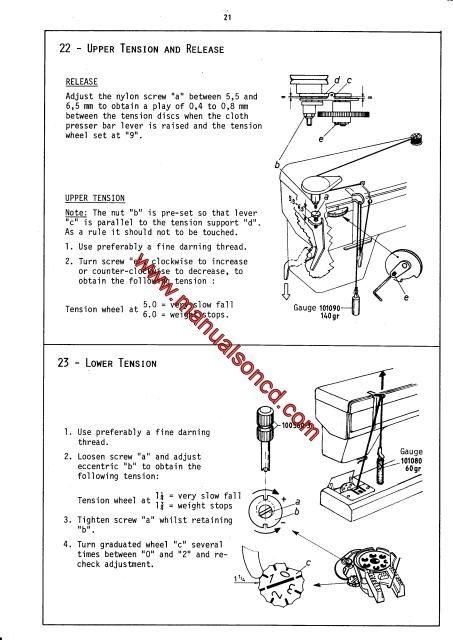 Elna Air Electronic Carina Elna 40 Sewing Machine Service Classy Elna Carina Sewing Machine