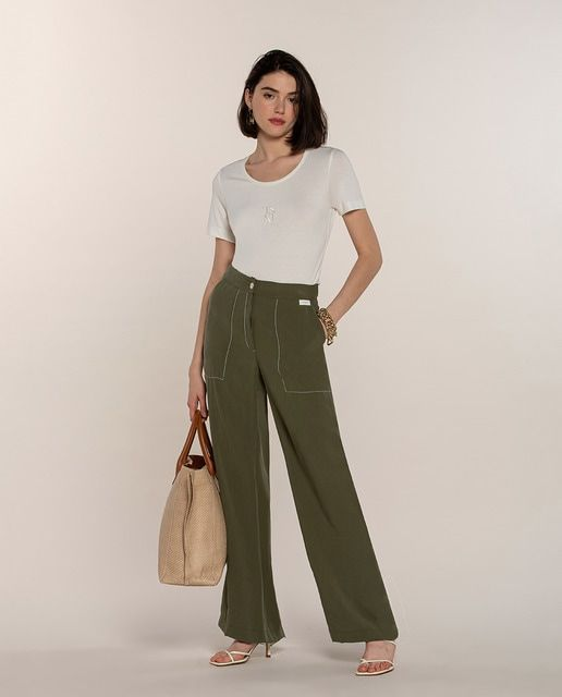 Photo of Naulover – Wide and smooth pants