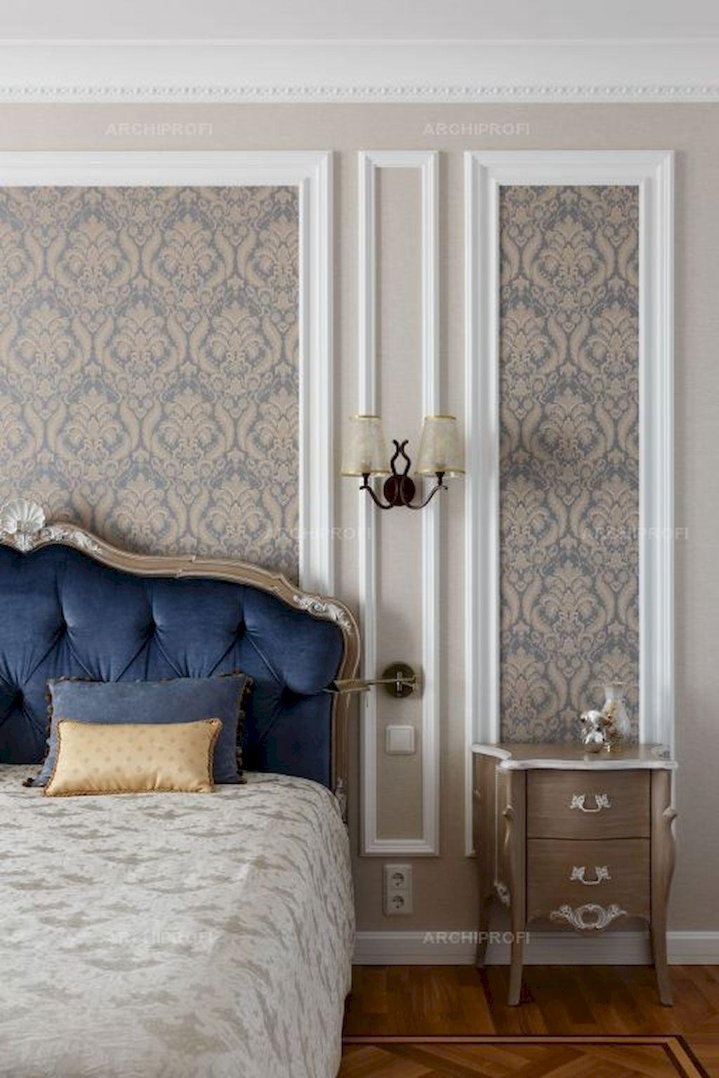 Bed Room Wall Decor Enjoyable Step For Your Distinctive Model En