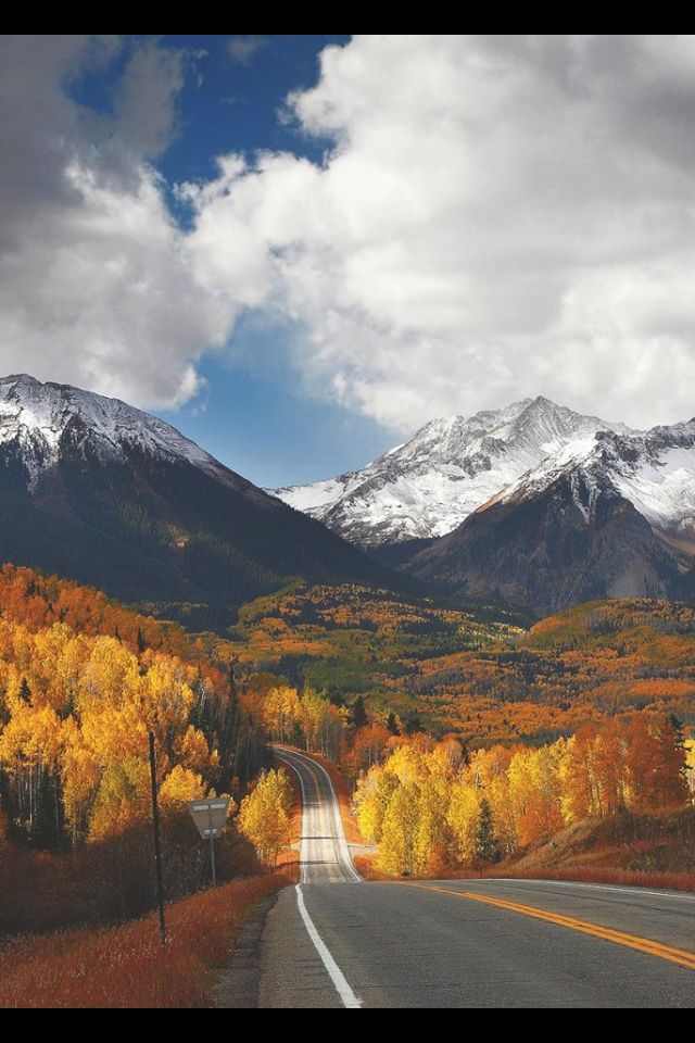 Just park the car and soak it all in. Fabulous! On the road again, clouds, trees, mountain, beautiful, beauty of Nature, gorgeous, photo