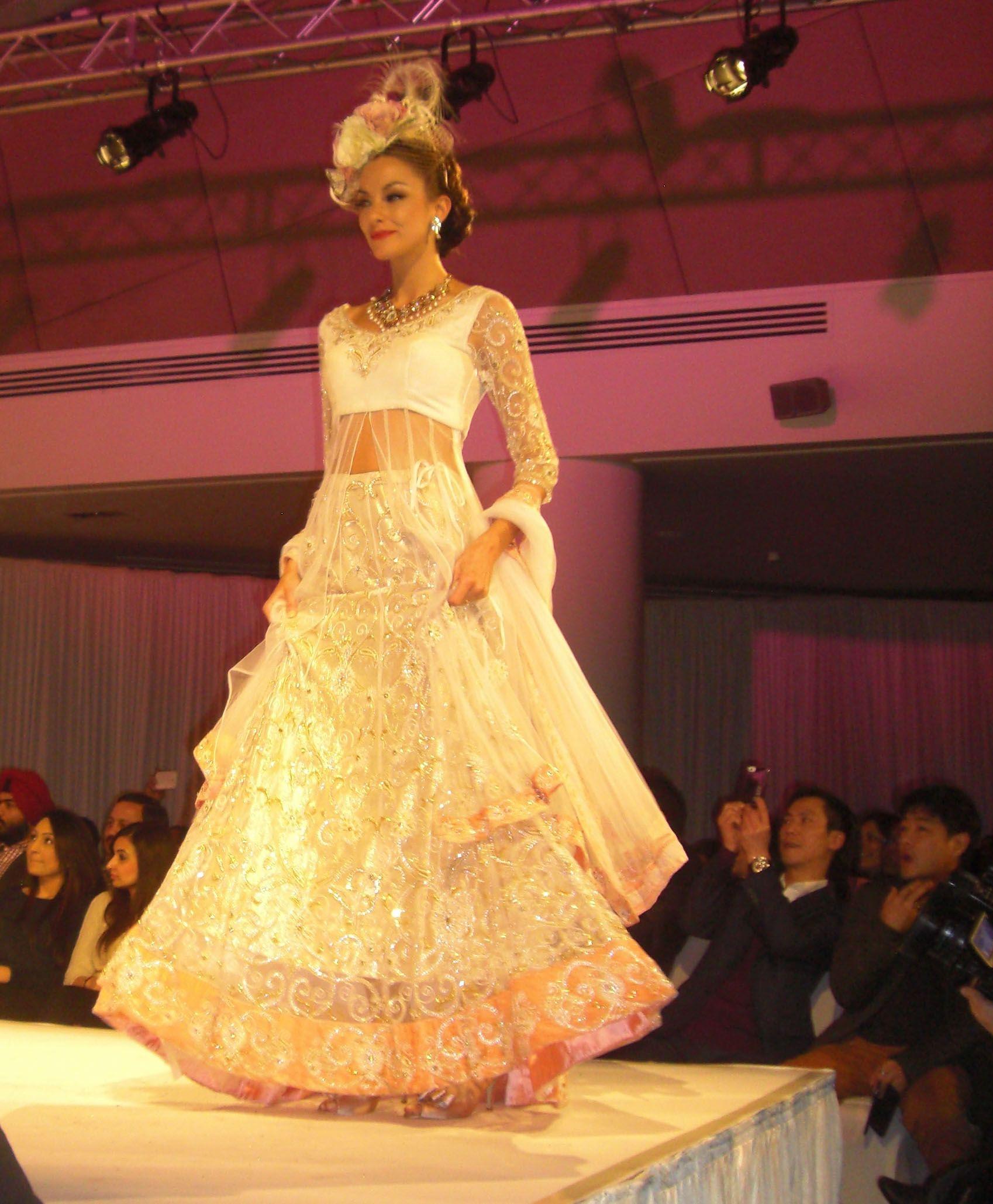 Asiana Bridal Show 2013 | Ziggi Studio | Bollywood & Hindi Style ...
