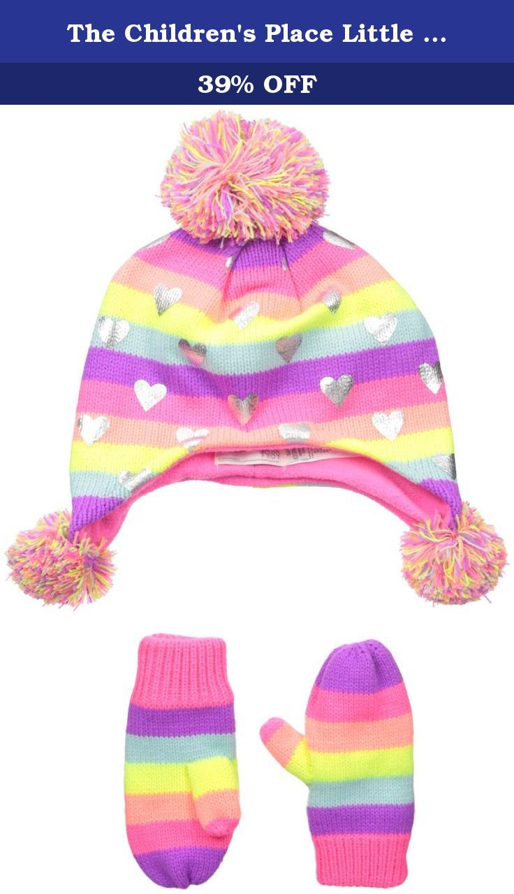 The Childrens Place Girls Mittens