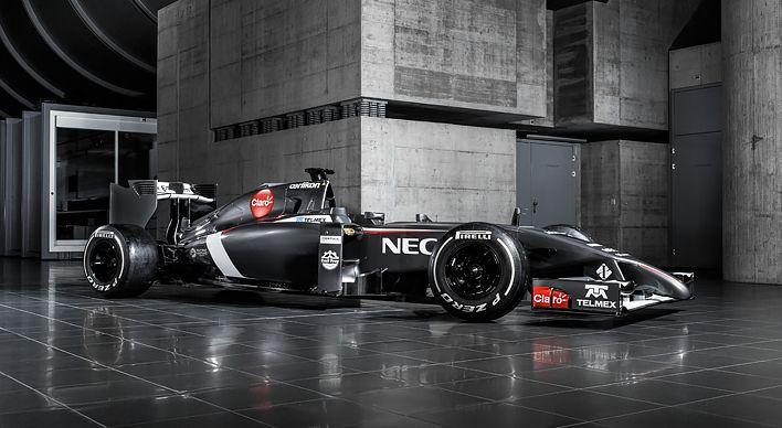 Sauber C33 - Ferrari