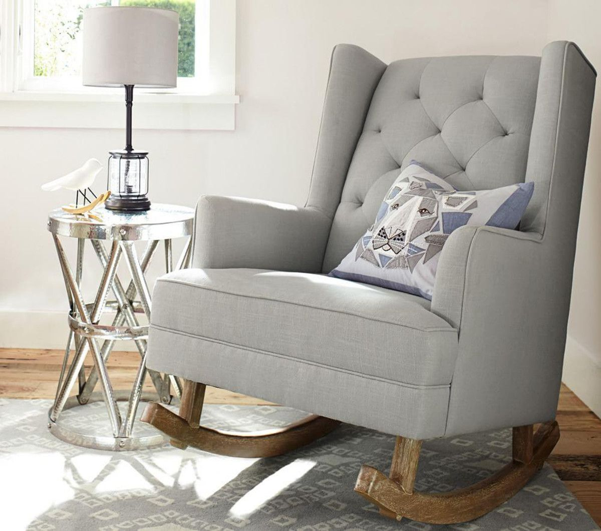 How to buy nursery rocking chair in