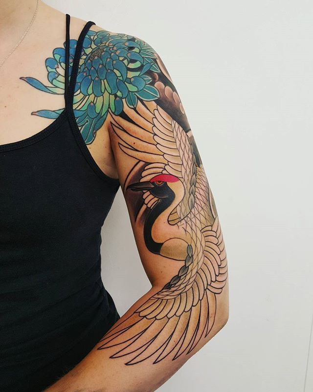 Fuckyeahirezumi Japanese Tattoo Tattoo Goat Chest Tattoo