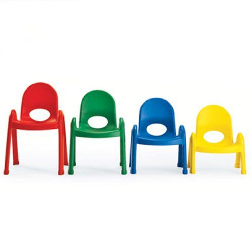 Heavy Duty Kids Plastic Chair 9 Height Red Yellow Green Or Blue Specify Color Sale Price Ends Oct 31st Kids Plastic Chairs Kids Chairs Plastic Chair