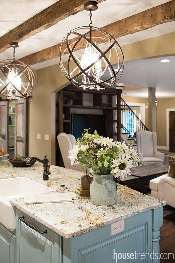 30 awesome kitchen lighting ideas lighting design for Kitchen designs and more