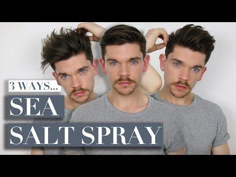 13 Best Sea Salt Sprays Get That Perfect Beach Hair Look Beardoholic Sea Salt Spray Sea Salt Hair Sea Salt Spray For Hair