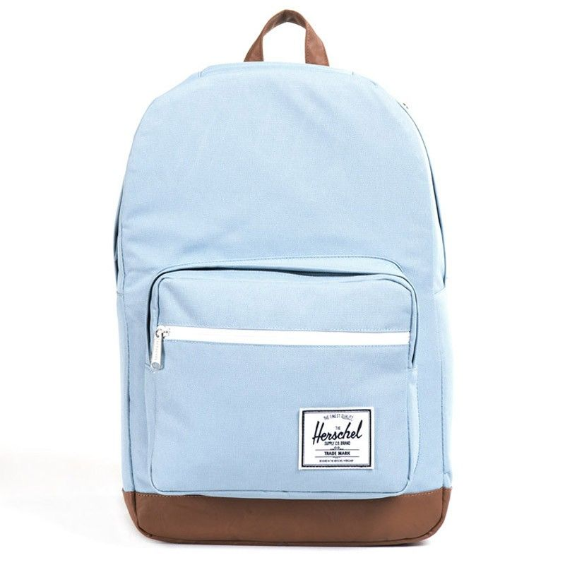 herschel pop quiz rugzak steel blue | bags | herschel backpack