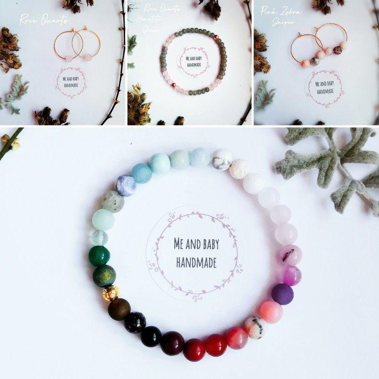 Gemstones Jewellery Meandbabyhandmade Etsy Uk In 2020 Handmade Jewelry Shop Handmade Shop Unique Items Products