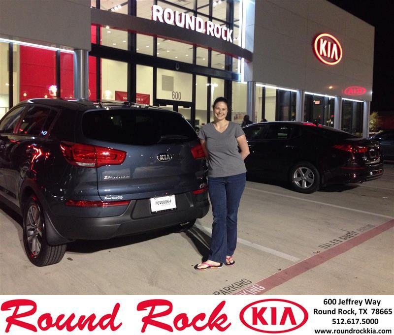 https://flic.kr/p/DQSTeH | #HappyBirthday to Krystal from Andi Wilson at Round Rock Kia! | deliverymaxx.com/DealerReviews.aspx?DealerCode=K449