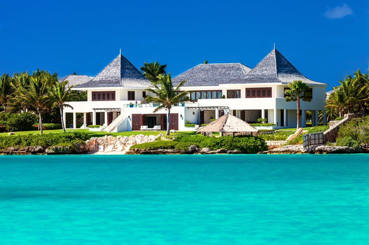 High Quality An Outstanding Luxury Beachfront Home For Sale In Little Harbour Bay,  Anguilla Overlooking St Maarten