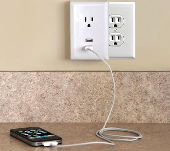 New York Wall Mural Wall Outlets Cool Stuff Gadgets