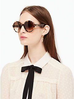 e92c11cdb668 khrista sunglasses by kate spade new york | yes please | Kate spade ...