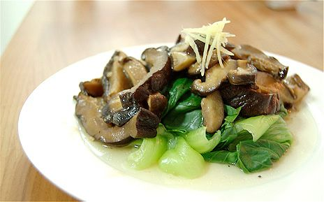 Recipe baby bok choy with braised shiitake sauce appetite for recipe baby bok choy with braised shiitake sauce appetite for china best website forumfinder Image collections