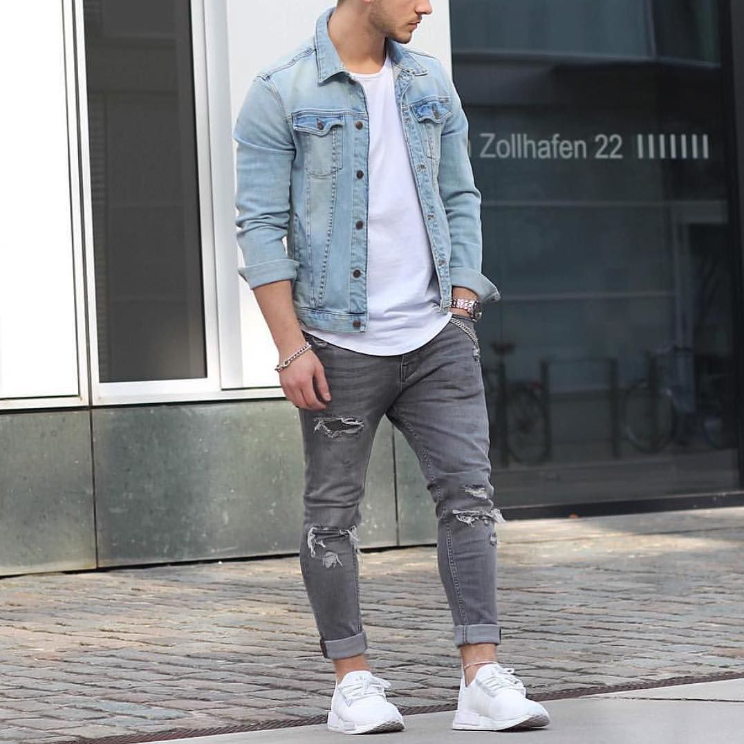 Menu0026#39;s Fashion Instagram Page | White sneakers Man style and Menu0026#39;s fashion
