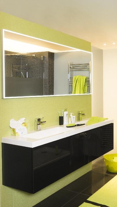 Comment concevoir votre salle de bains au mieux photo - Concevoir salle de bain ...