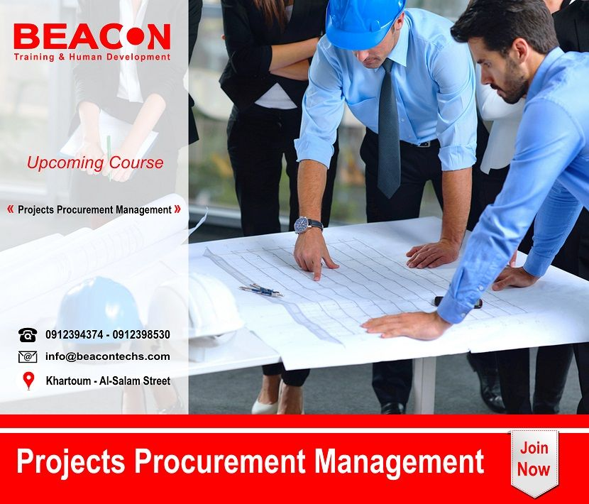Projects Procurement Management Procurement Management Human Development Procurement