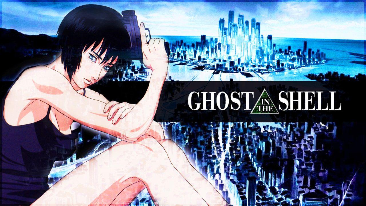 Gits Motoko Kusanagi Wallpaper 02 Ghost In The Shell Motoko Kusanagi Ghost