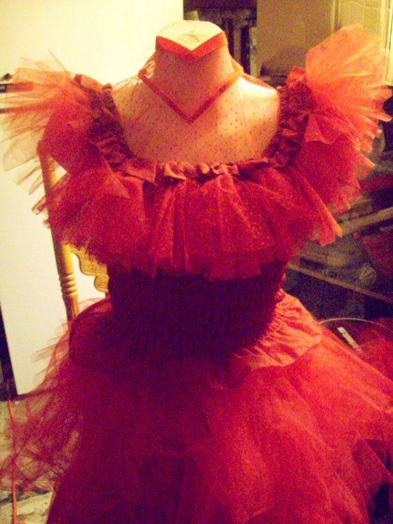 Beetlejuice Costume Red Wedding Dress Lydia Deetz Custom Faeryspell Creations From Faeryspell Creations Beetlejuice Wedding Red Wedding Red Wedding Dresses,Pink Camo Wedding Dress For Bride