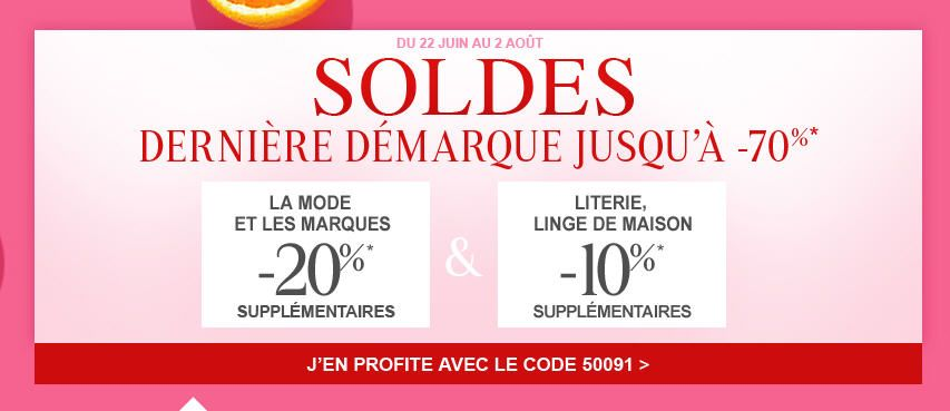 02cf98ef3a9 Soldes La Redoute