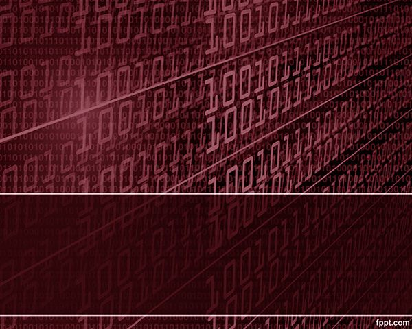 2254-technology-red-binary-powerpoint-background