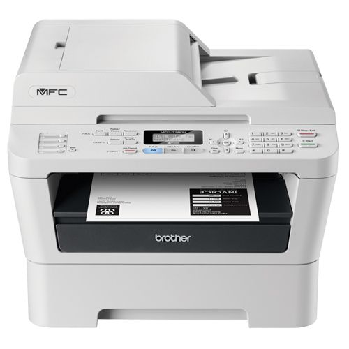 Brother All-In-One Laser Printer (MFC7360N) Http://www